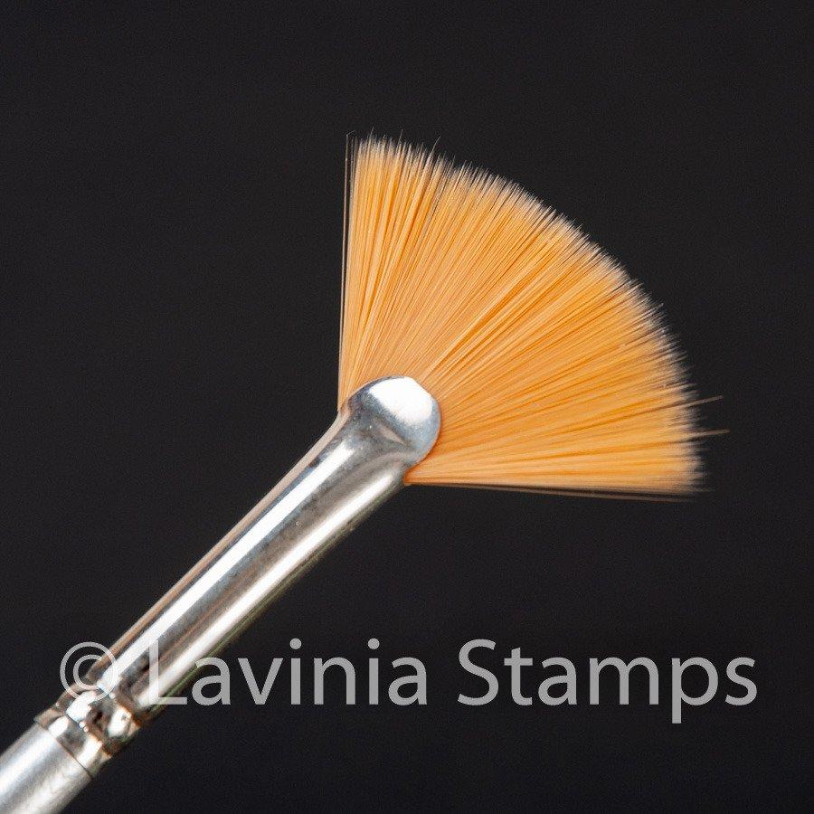 Synthetic Fan Brush
