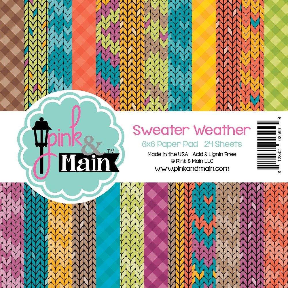 Sweater Weather - 6X6 Paper Pad