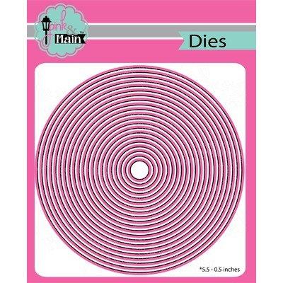 Layered Circle Die