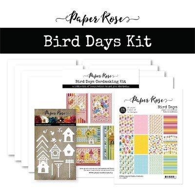 Bird Days Cardmaking Kit