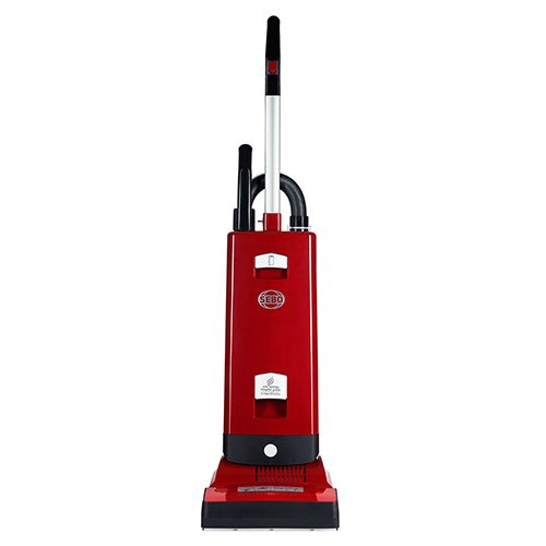 Sebo Automatic X7 in Red