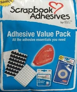 Scrapbook Adhesives - Adhesive Essentials Kit