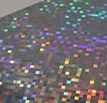 The Paper Cut - Checkers Holographic 80lb