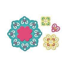 Spellbinders Shapeabilities Pendants - Renaissance Hearts S4-206 - copy