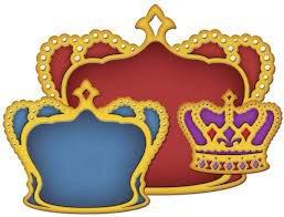Spellbinders Nestabilities - Nested Crowns - S4-297