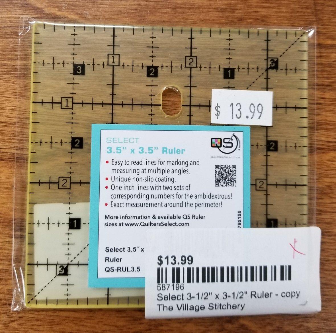 Select 3 1/2  square