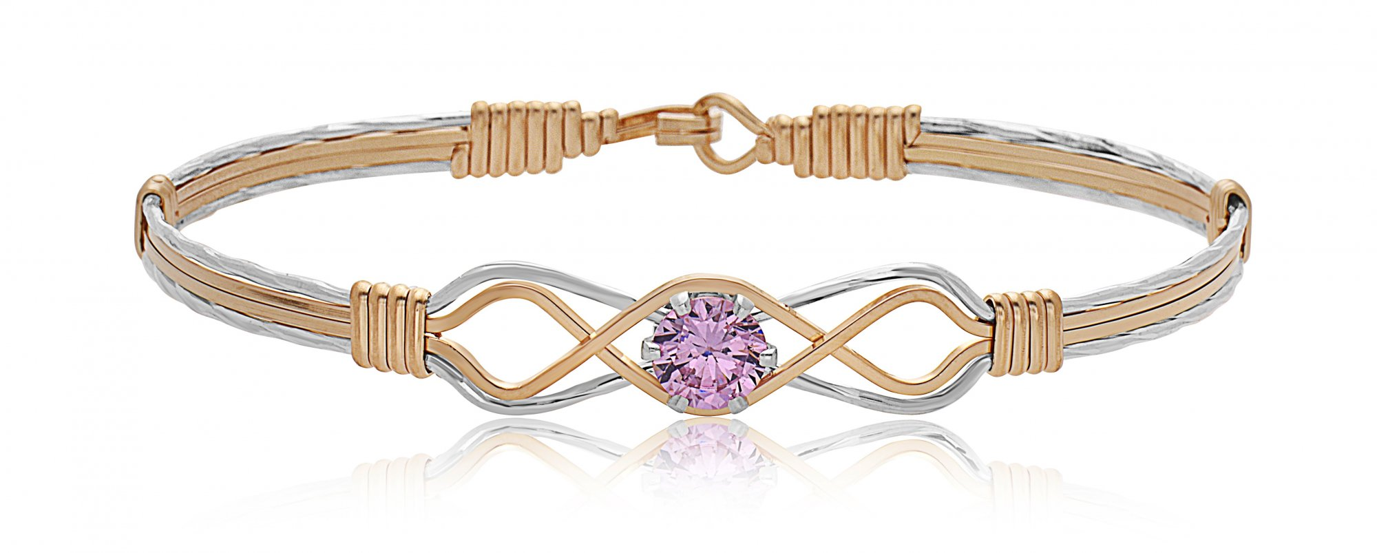 RONALDO DESIGNER JEWELRY ONE DAY AT AT TIME BRACELET