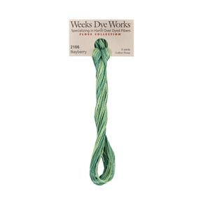 Bayberry -  Weeks Dye Works 6 Strand Hand-Dyed Embroidery Floss SKU# WDW-2166