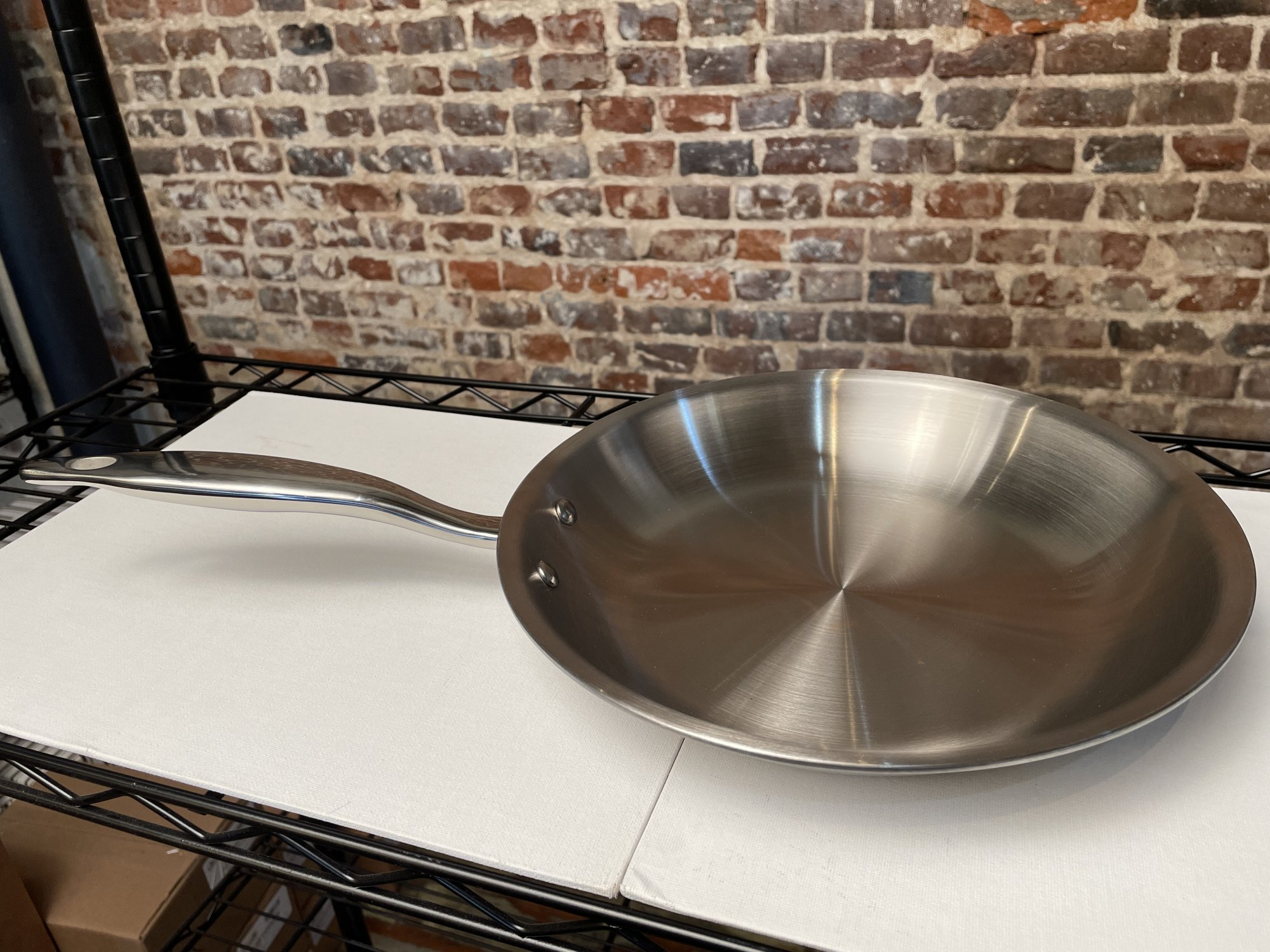 10.5 Fry Pan Heritage Steel