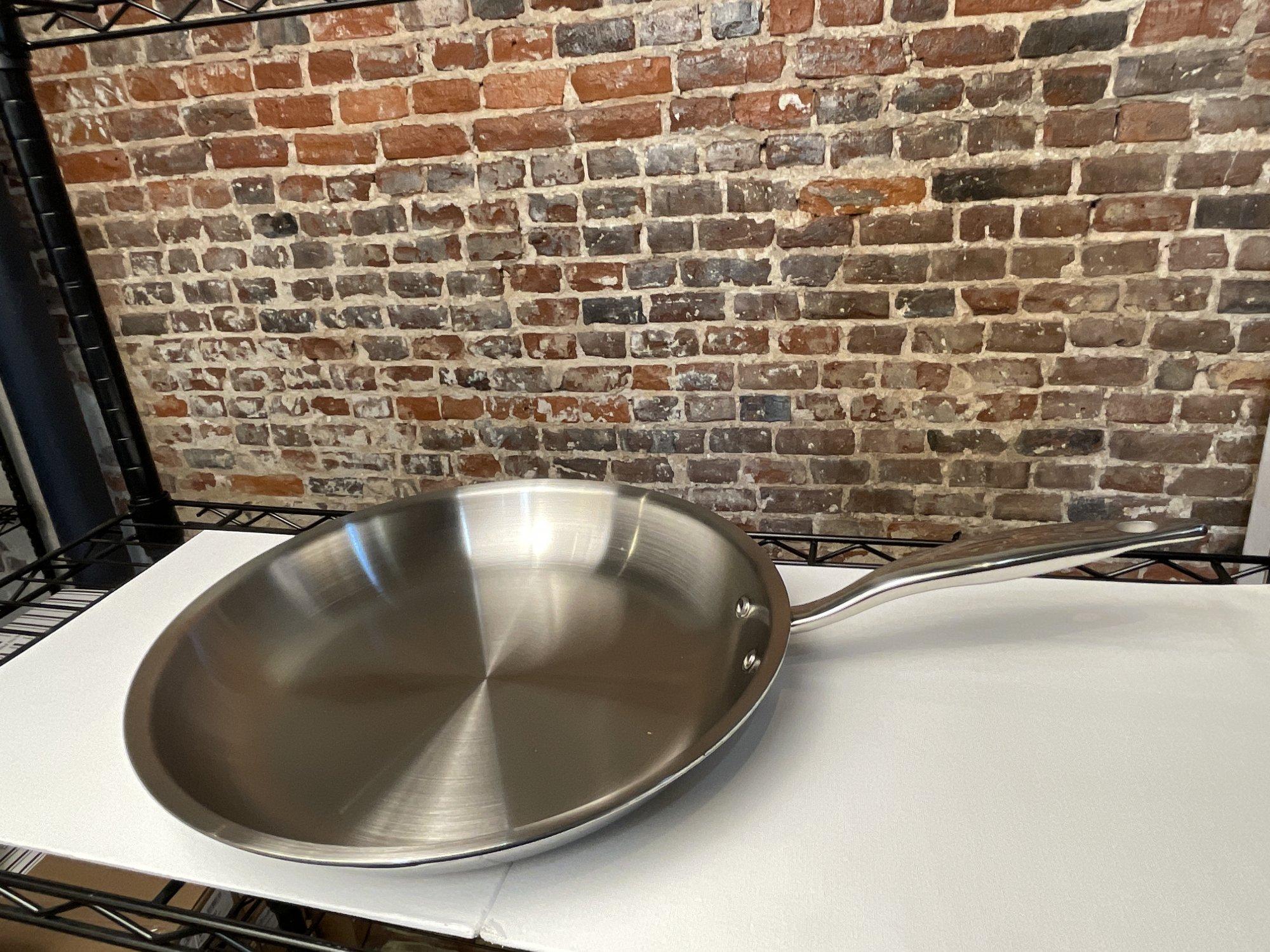 12 Fry Pan Heritage Steel