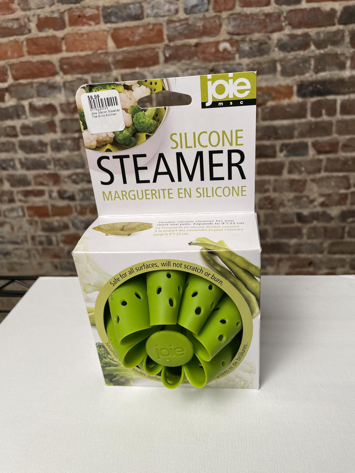 Joie Silicon Steamer