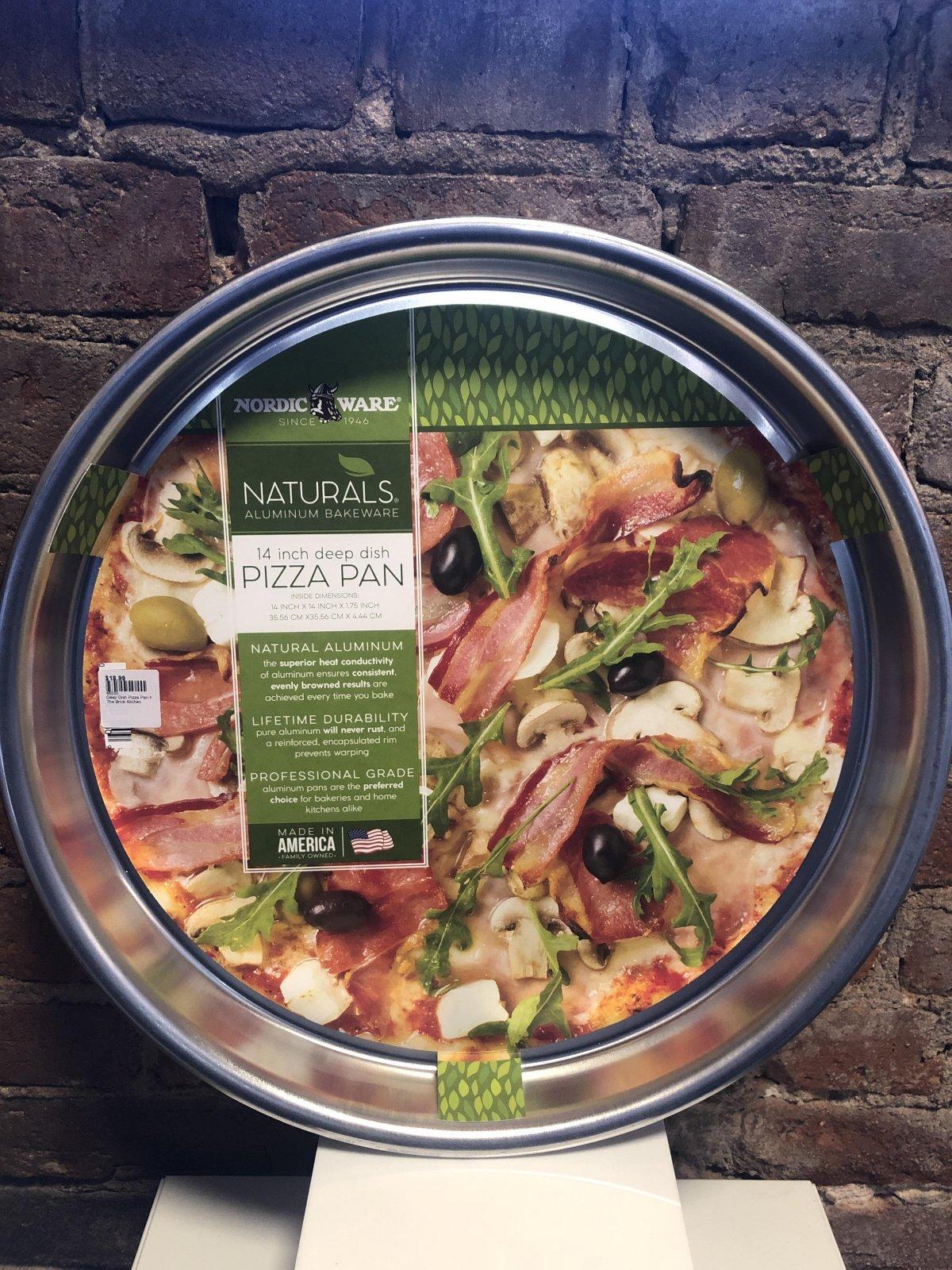 Deep Dish Pizza Pan-Nordic Ware