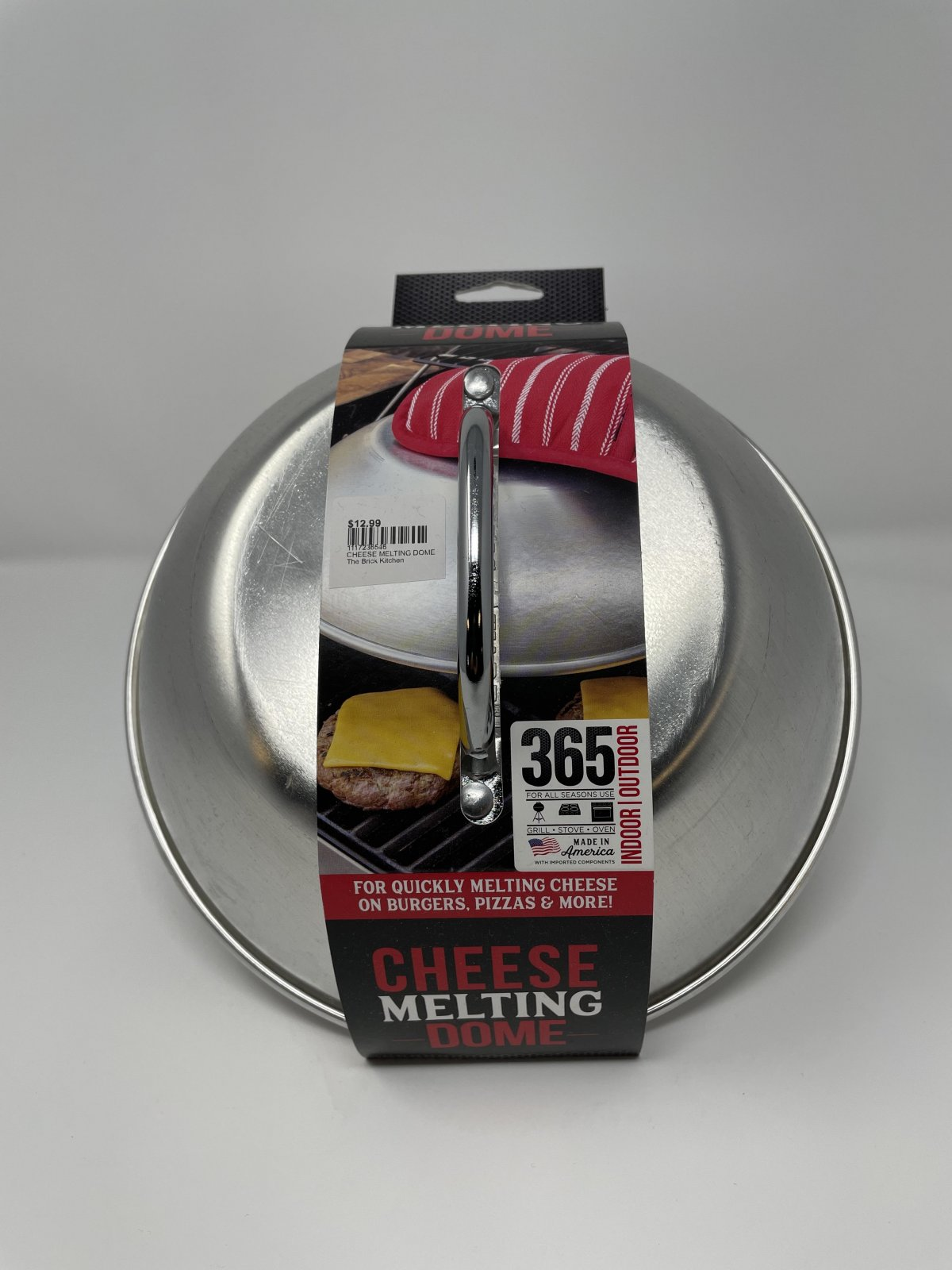 CHEESE MELTING DOME