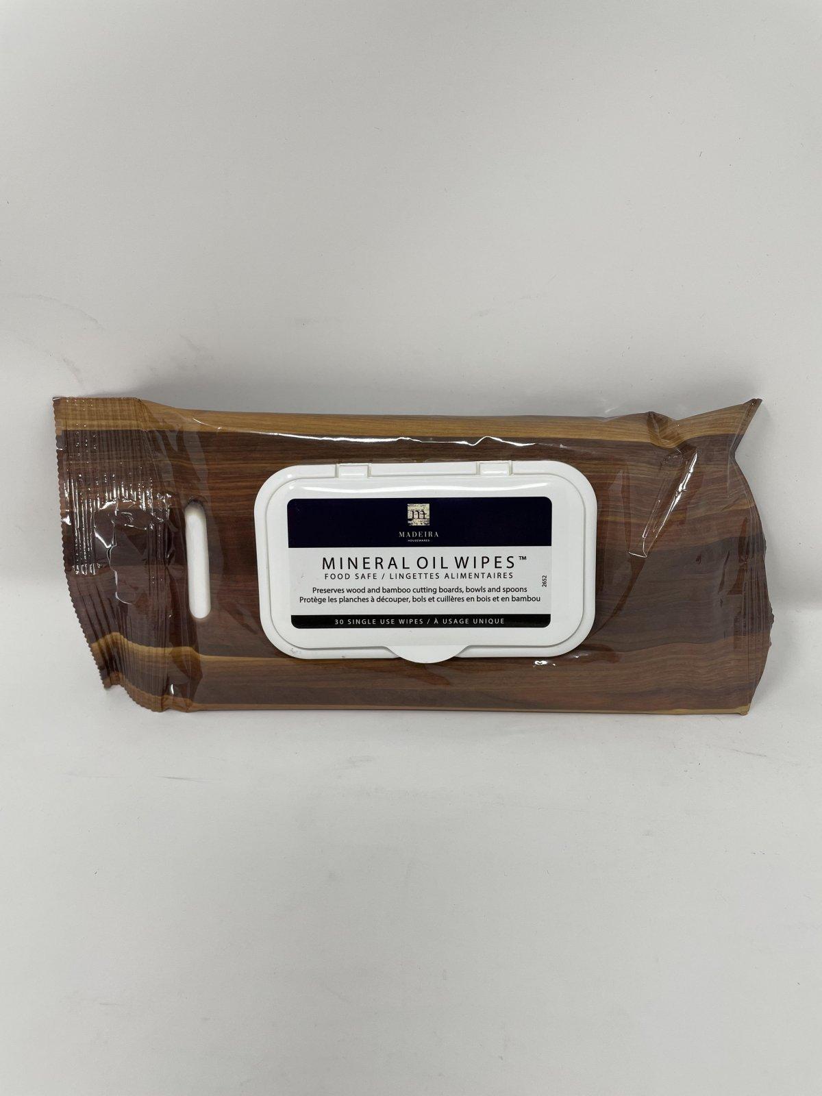 Architec Mineral Wood Wipes (30ct)