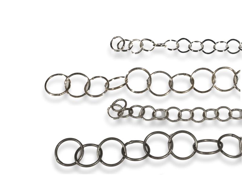 Round Connector Chain