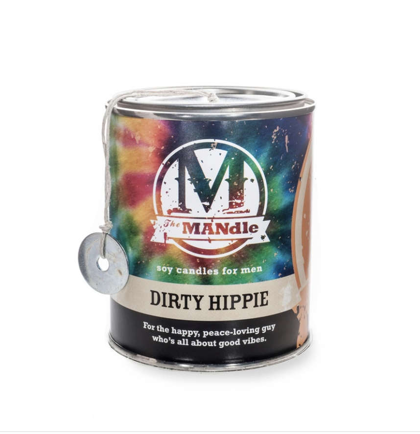The Mandle Dirty Hippie