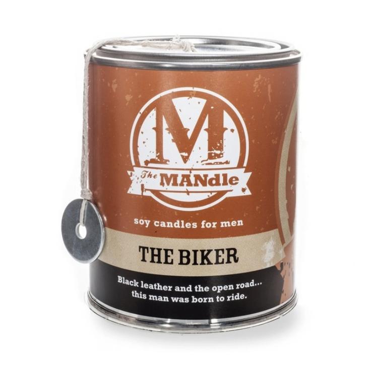 The Mandle The Biker