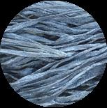 Straw Silk Solid Silk Road Fiber