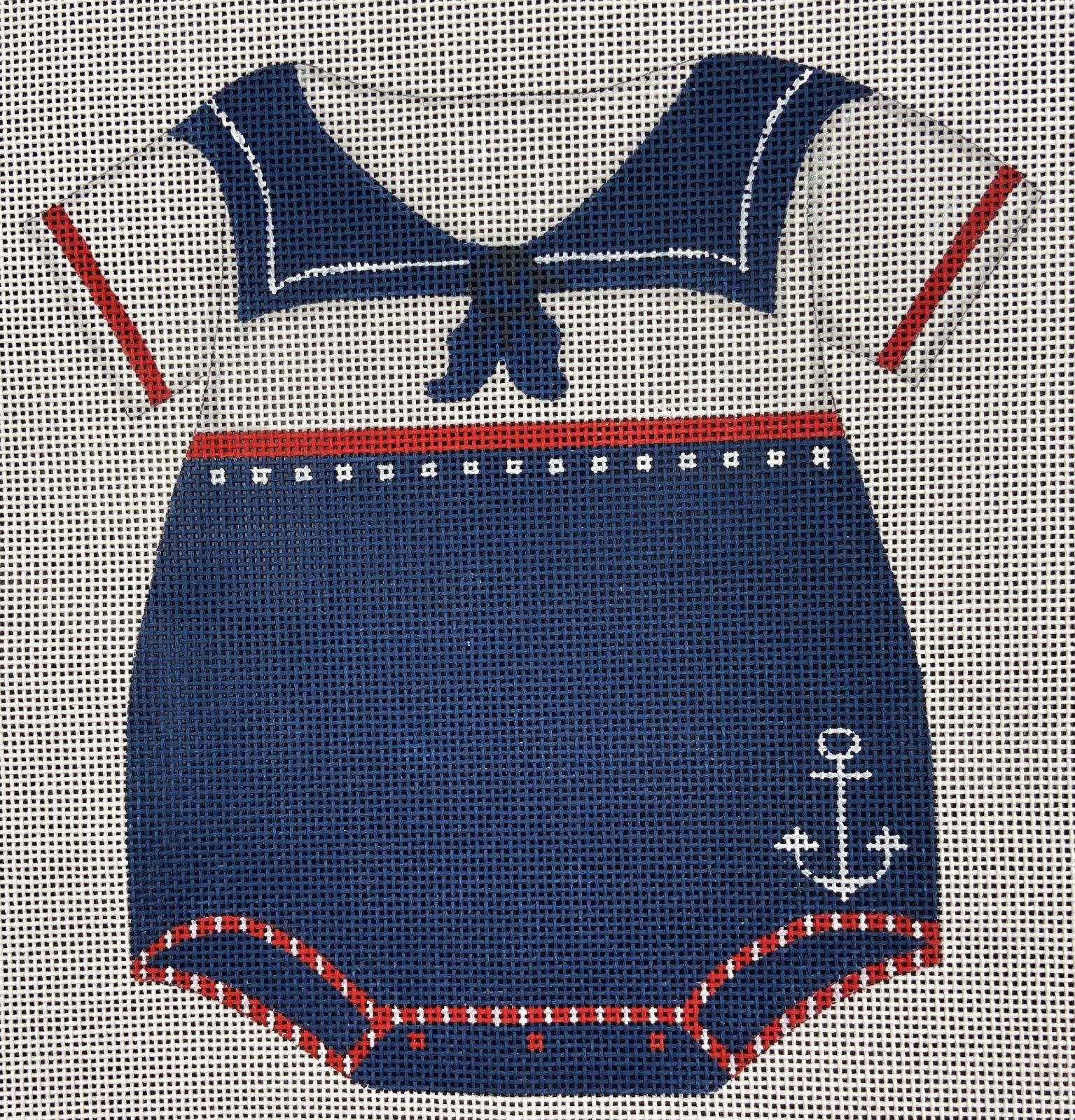 AP3725 Boy's Sailor Suit