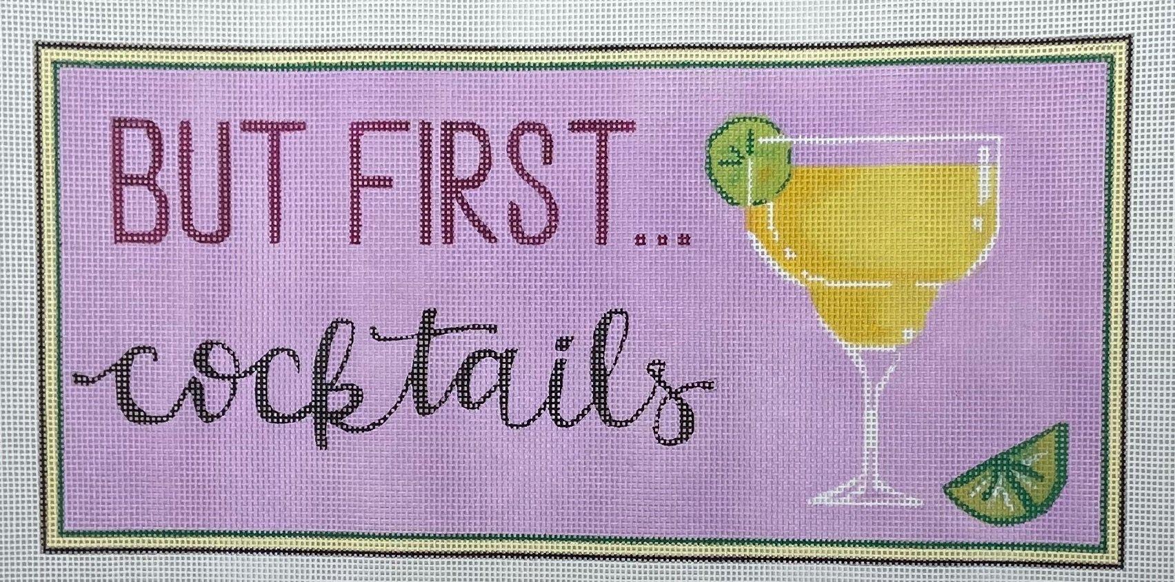 ME But First Cocktails Madeline Elizabeth
