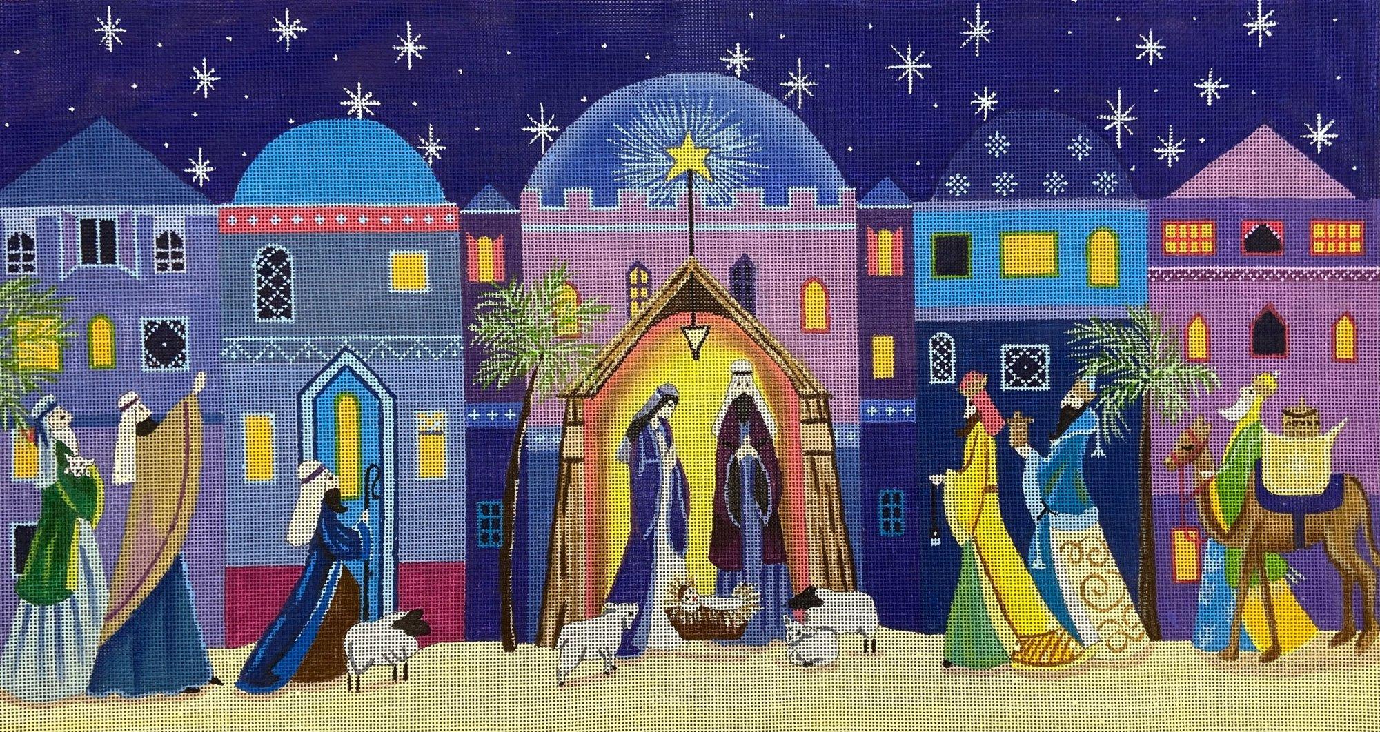 SS01 Bethlehem and Manger Love You More