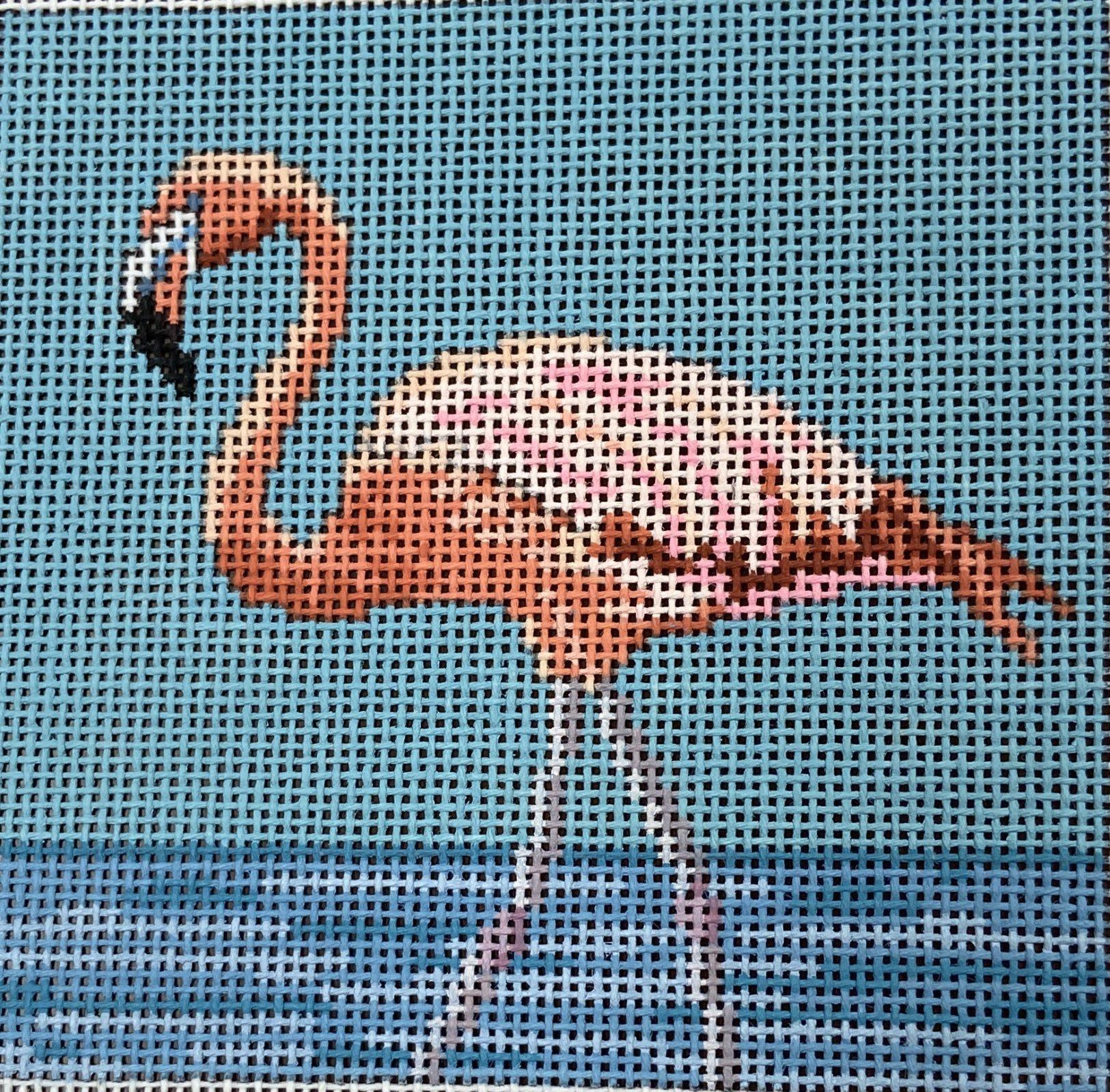 SR0514B Flamingo Susan Roberts