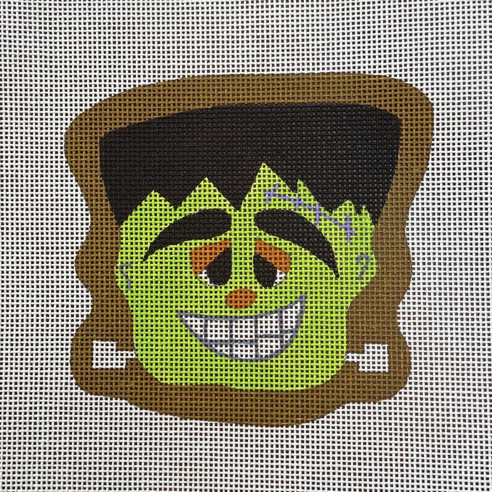JC35 Freaking Frankie with Stitch Guide by Janet Casey Danji Designs