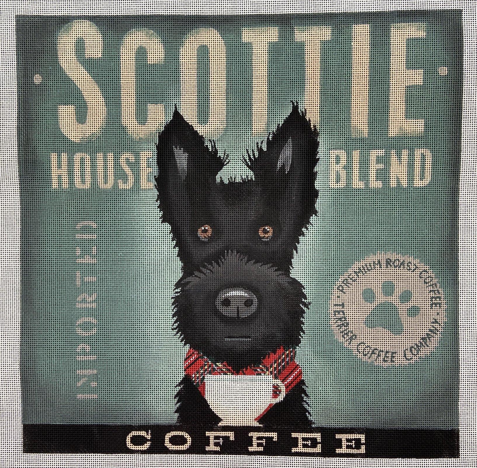 TCSF114 Scottie Coffee Christ Lewis
