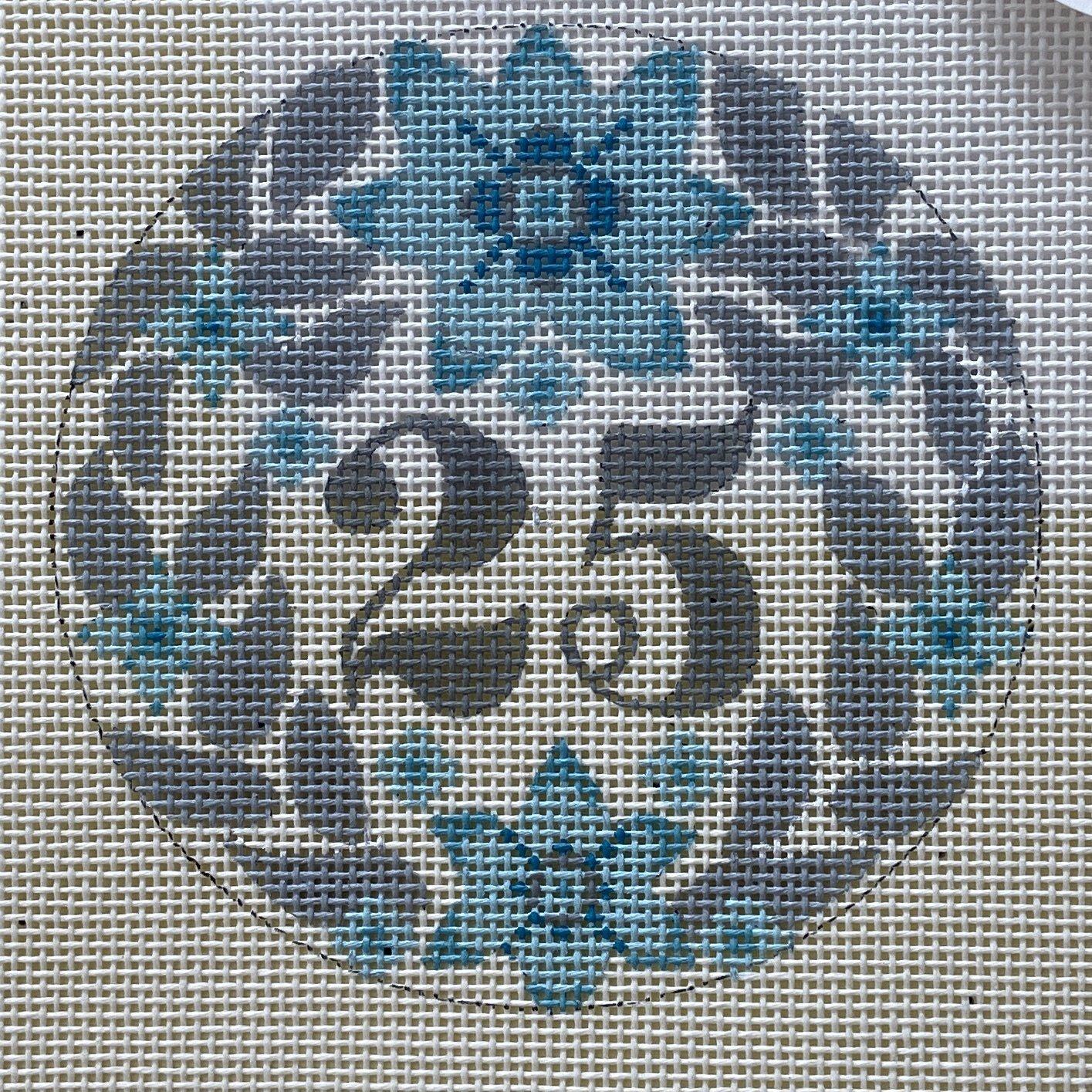 CH661 25th Anniversay Ornament Danji Designs