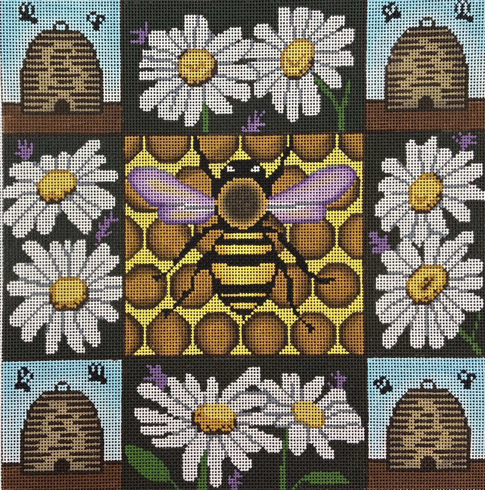 GEP235 Honey Bees & Daisies The Collection