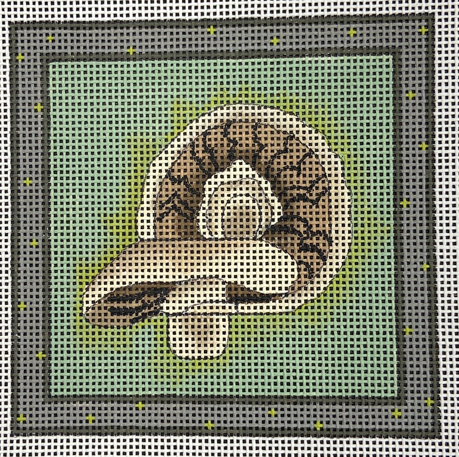 G1115B Mushrooms Renaissance Designs