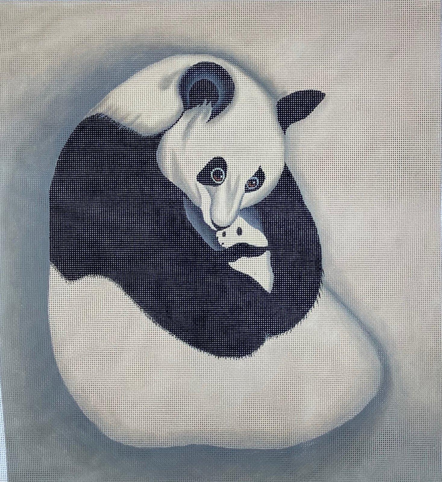 ZDBB Serenity Panda and Baby Zoo-Illogical
