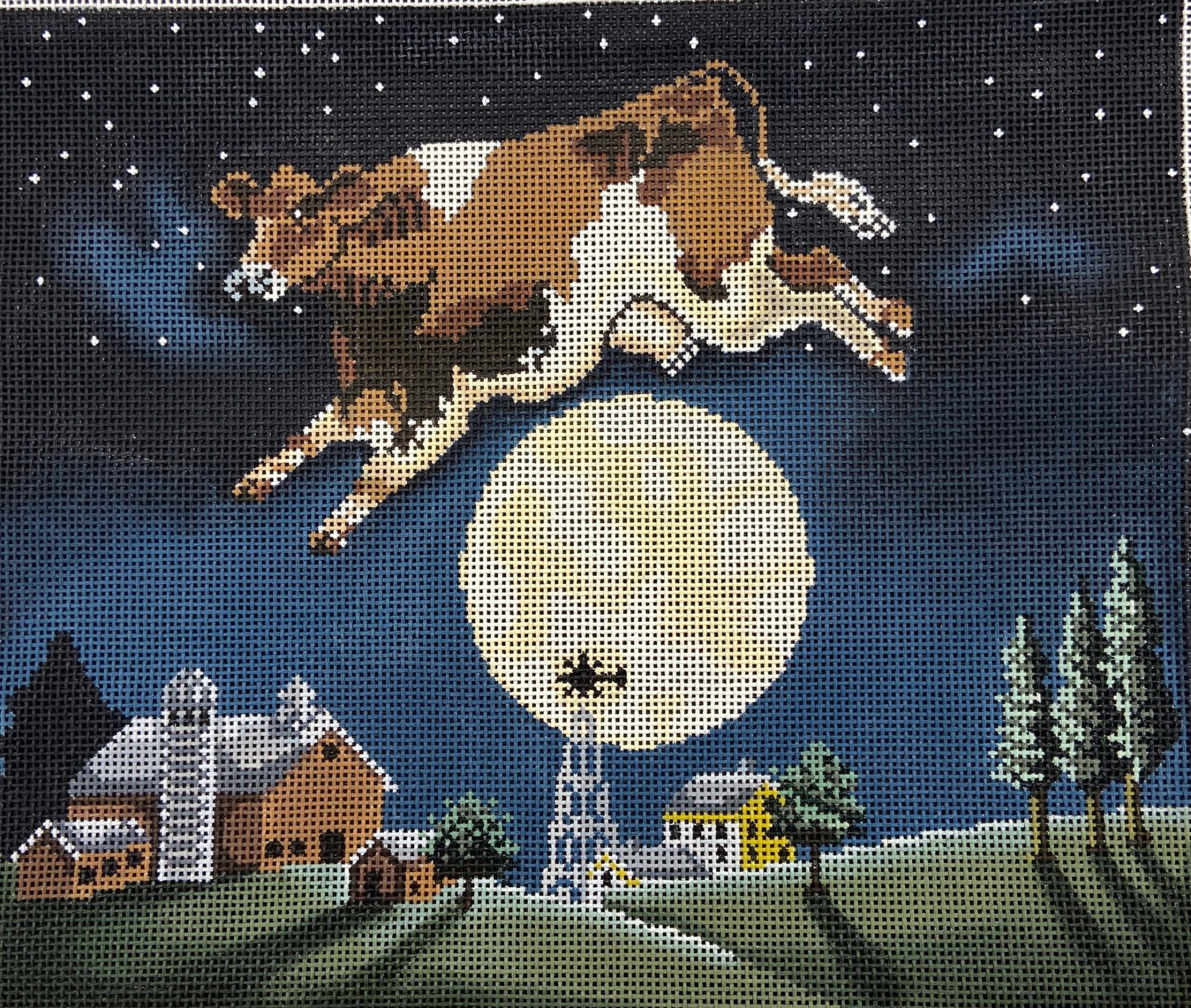 LH8021The Cow Jumped Over The Moon Cooker Oaks