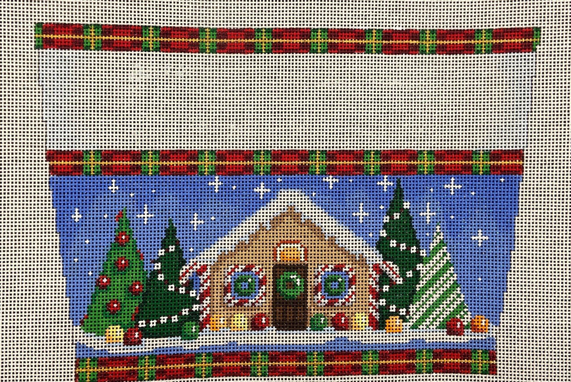 ATST809 Gingerbread House Cuff Associated Talents