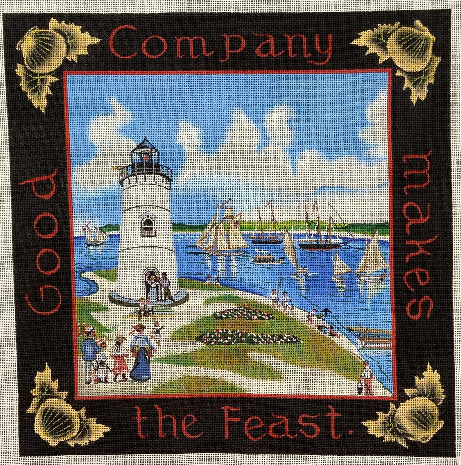 EM109 Good Company Makes the Feast