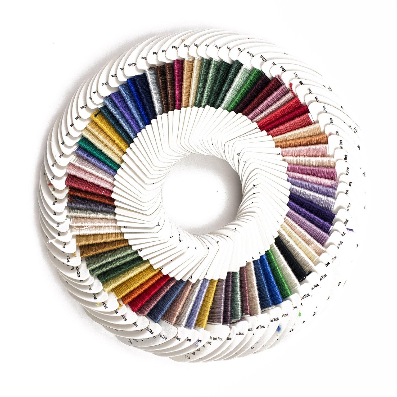 Grandeur Silk Pearl Rainbow Gallery