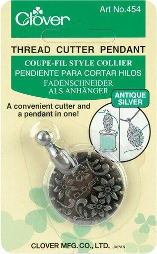 Thread Cutter Pendant