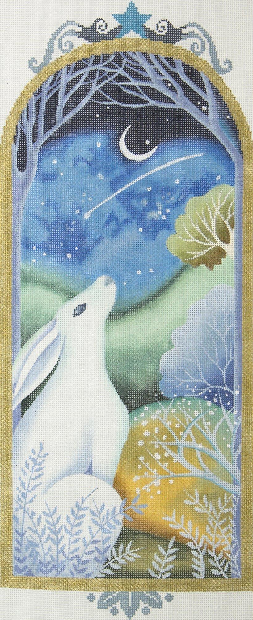 BS401 Bunny Moon Gazer Brenda Stofft