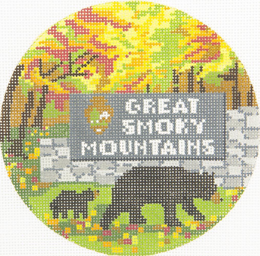 BB6140 Great Smokey Mountains Burnett & Bradley