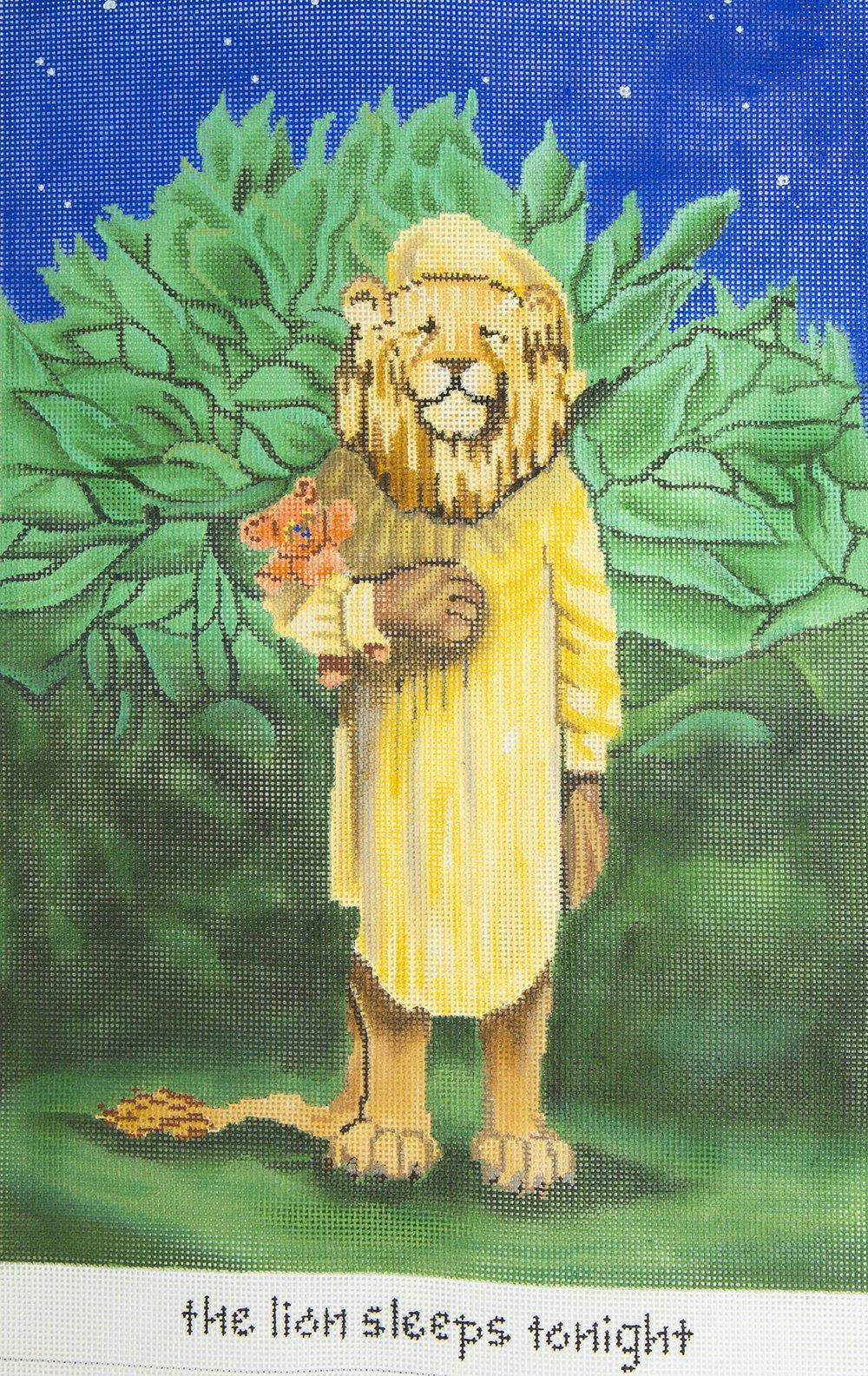 WBPL03 The Lion Sleeps Tonight CBK