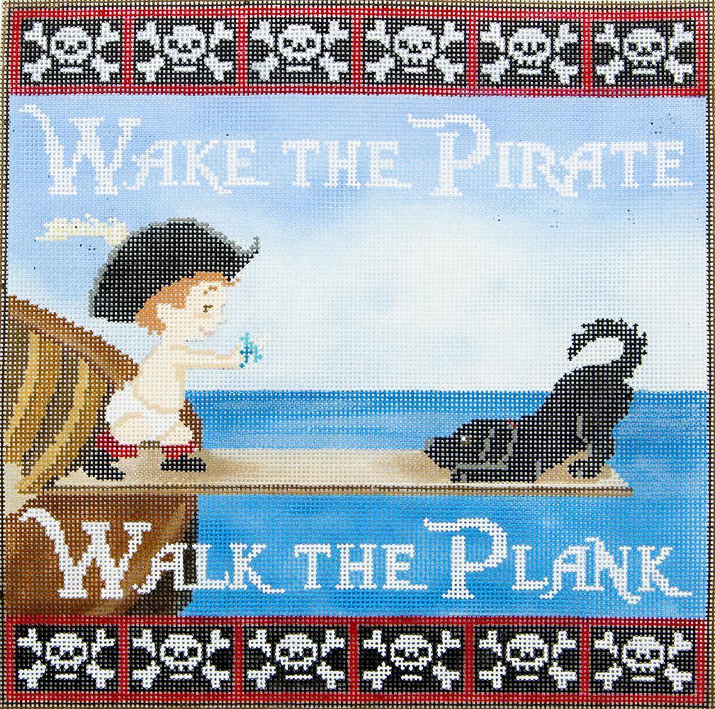 SASS35 Wake the Pirate Walk the Plank CBK