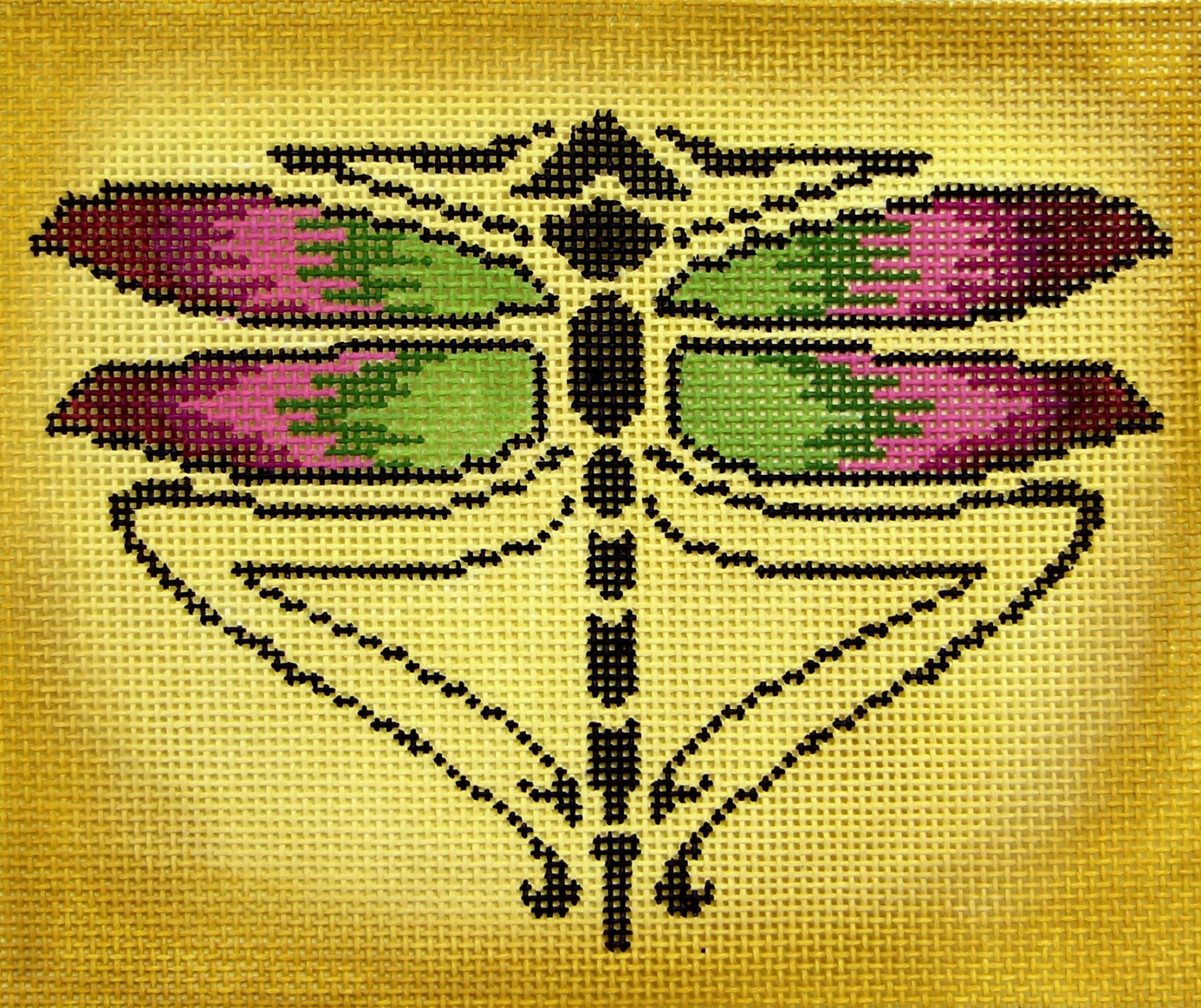 DH3665 Dragonfly