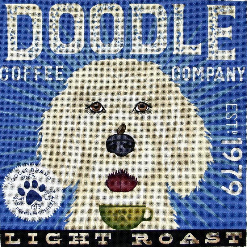 TCSF130 Doodle Coffee