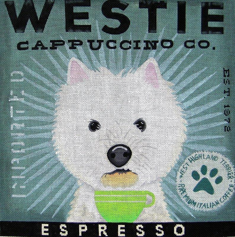 TCSF103 Westie Coffee
