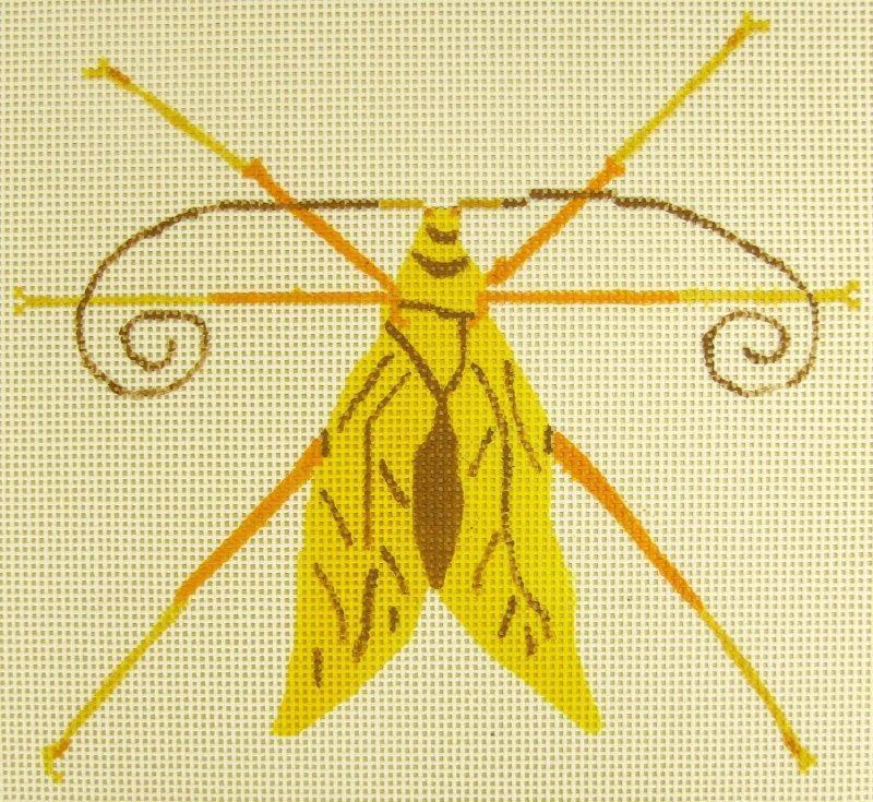 CO1413B Yellow bug