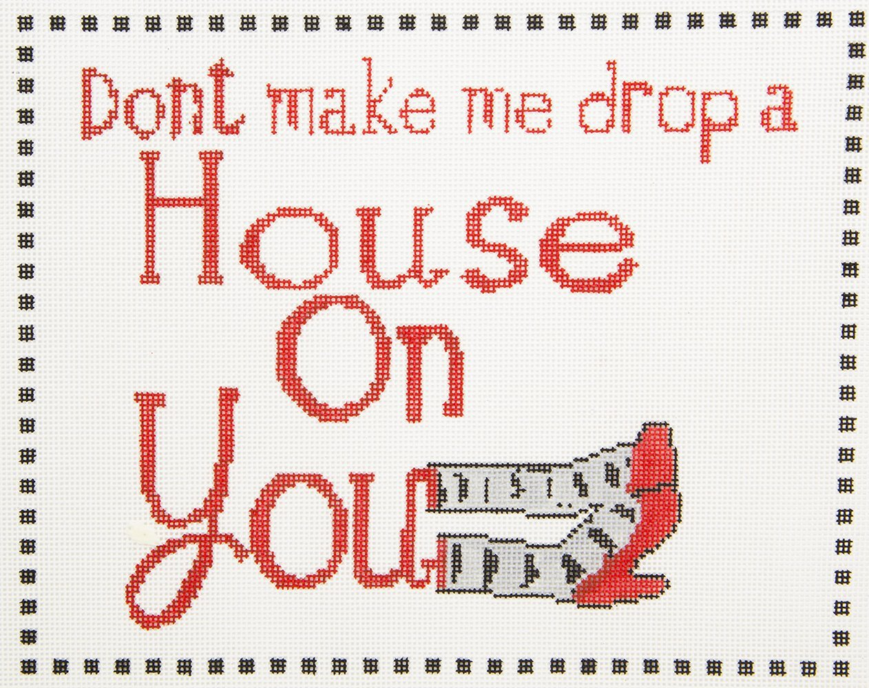 CL9 Don't Make Me Drop a House on You