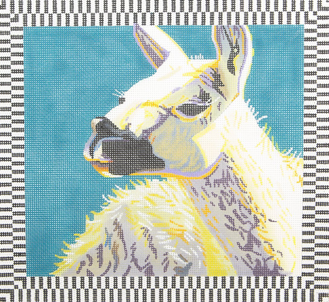 COPAN197 Llama with Colors Color of Praise