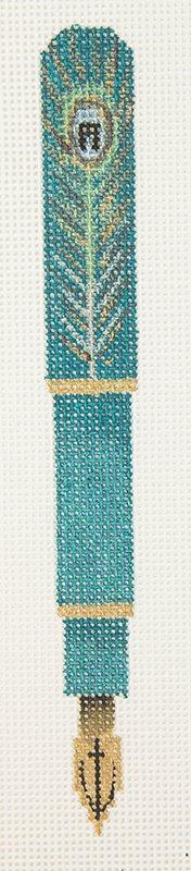 GS465 Pen Peacock Feather