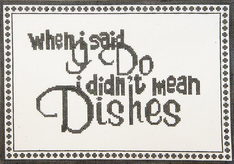 FS8 I Do - Dishes