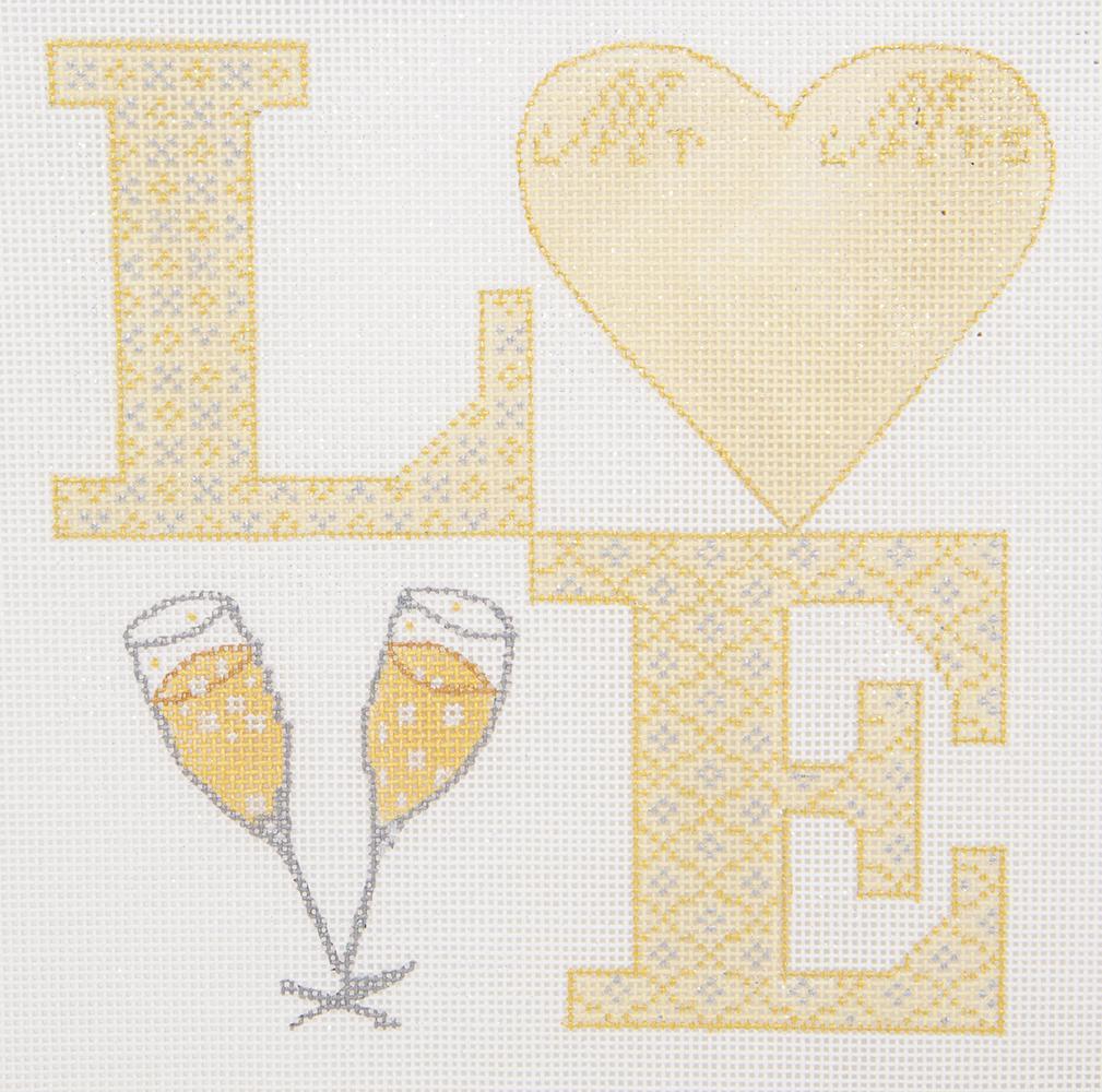 FS Love Wedding Funda Scully